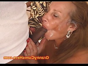 cum,facial,interracial,slut,mature